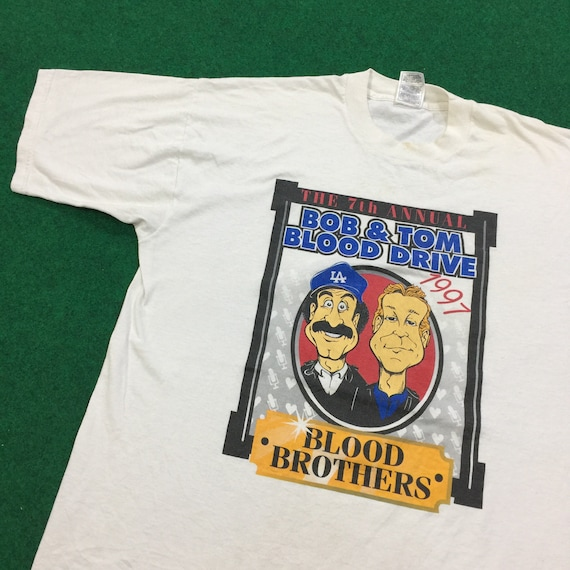 Vintage 1990's Blood Brothers T-Shirt