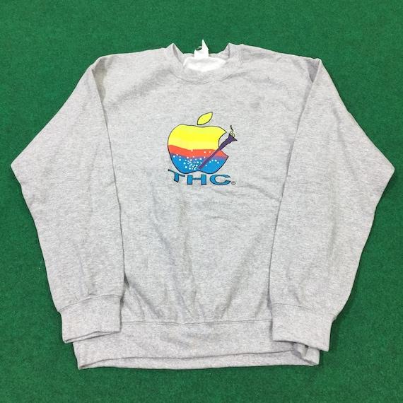 Vintage 2000's Apple THC T-Shirt