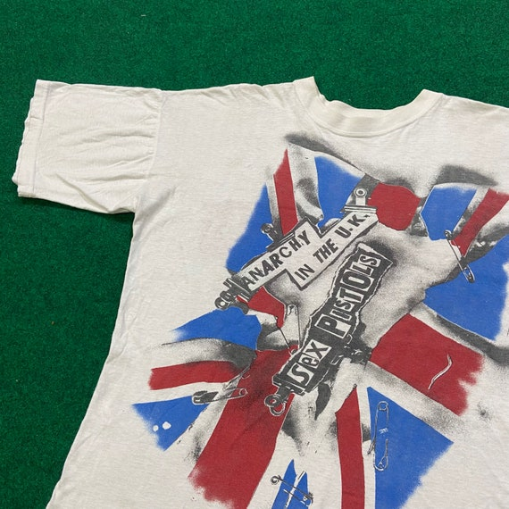 Vintage 90's Sex Pistols T-Shirt (Rare)