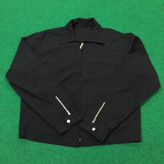 Vintage 1990's Versace Soft Monogram Jacket