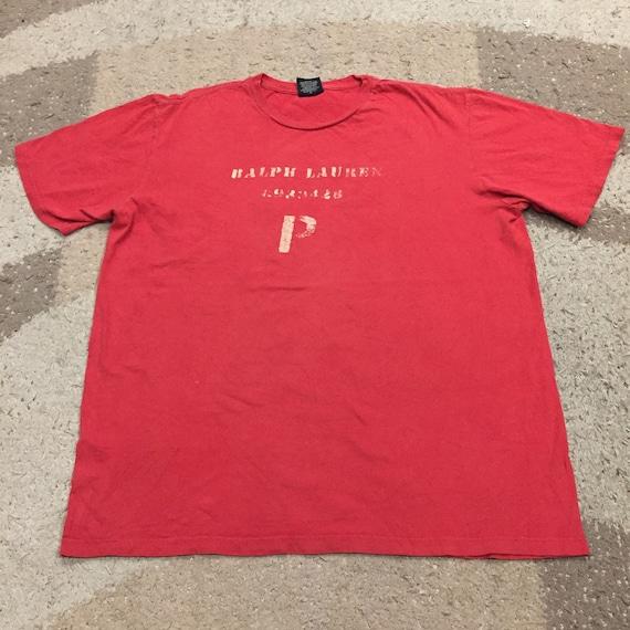 Vintage 1990's Polo Ralph Lauren T-Shirt
