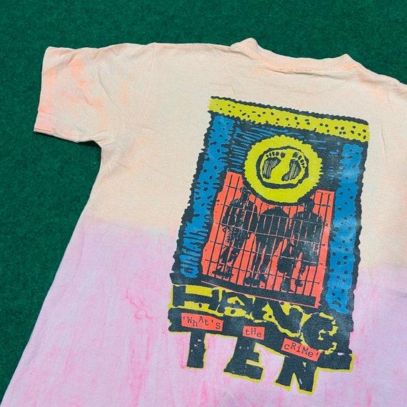 Vintage 80's Hang Ten  T-Shirt
