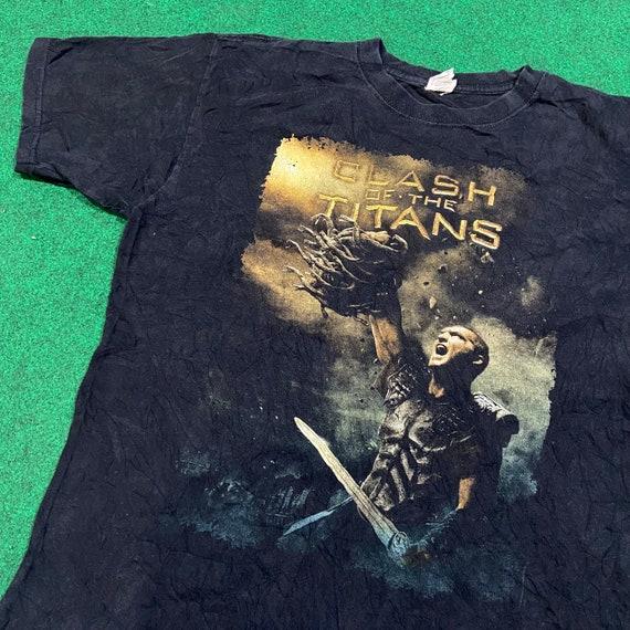 Vintage 2000's Clash of the Titans T-Shirt