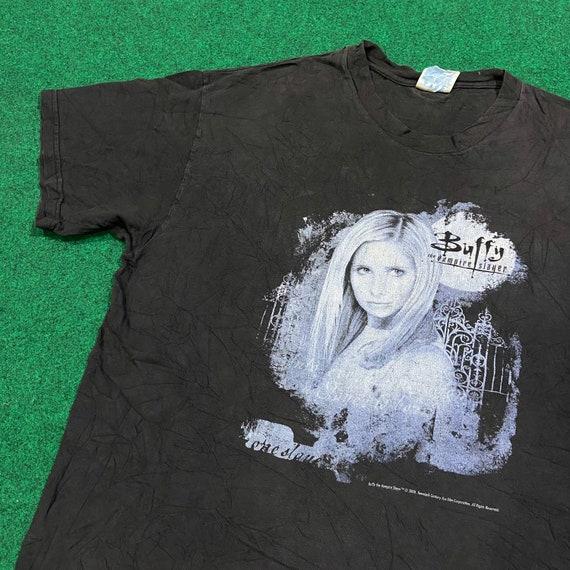 Vintage 2000's  Buffy the Vampire Slayer T-Shirt
