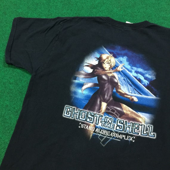 Vintage 2002's Ghost In The Shell T-Shirt