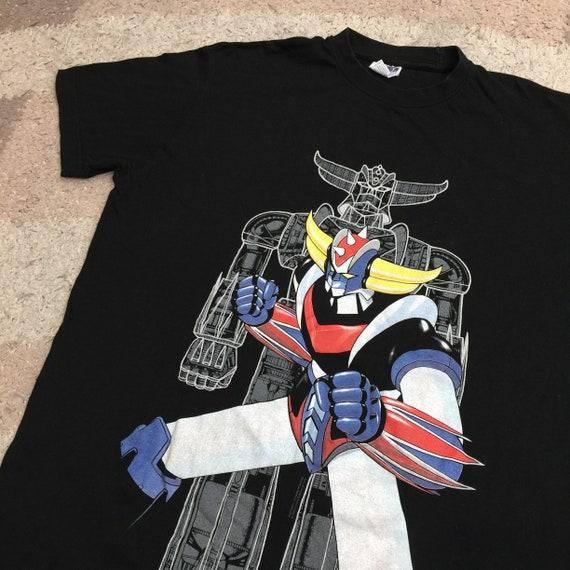 Vintage 1990's Anime Mazinger Z T-shirt