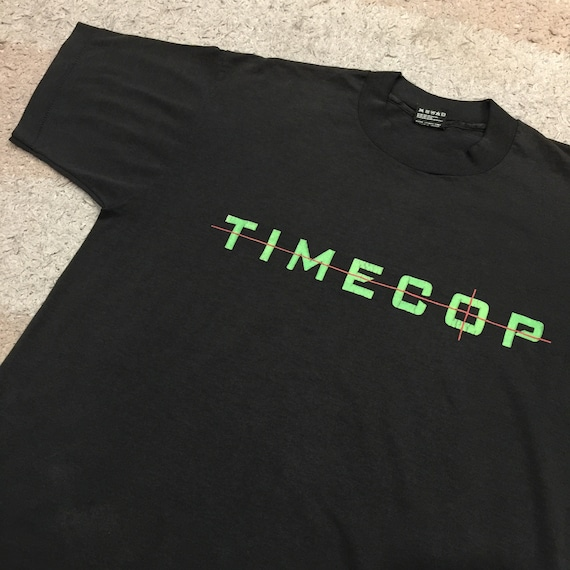 Vintage 1990's Timecop T-Shirt