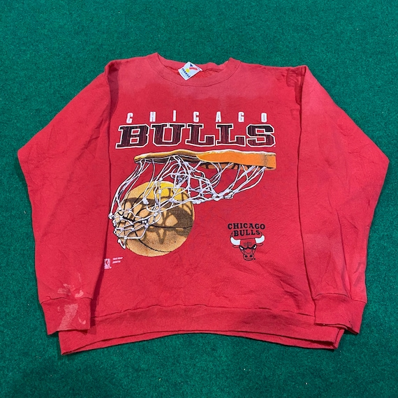 Vintage 1990's Chicago Bulls Sweater