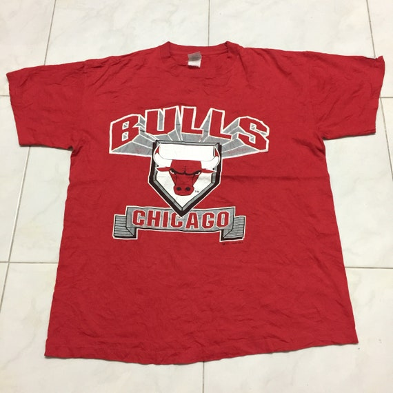 Vintage 1990's Chicago Bulls T-Shirt