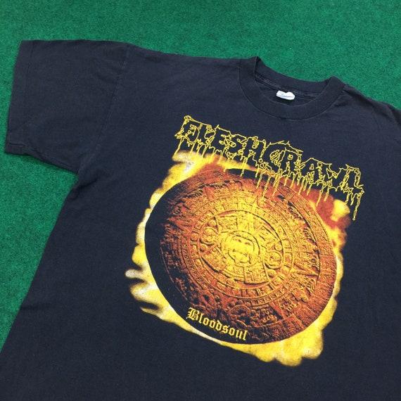 Vintage 1990's Fresh Crawl  T-Shirt