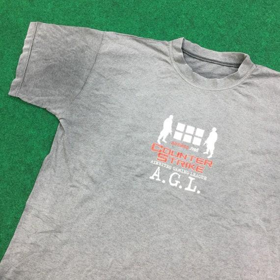 Vintage 90's Counter Strike T-Shirt