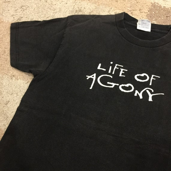 Vintage 2000's Life Of Agony T-Shirt