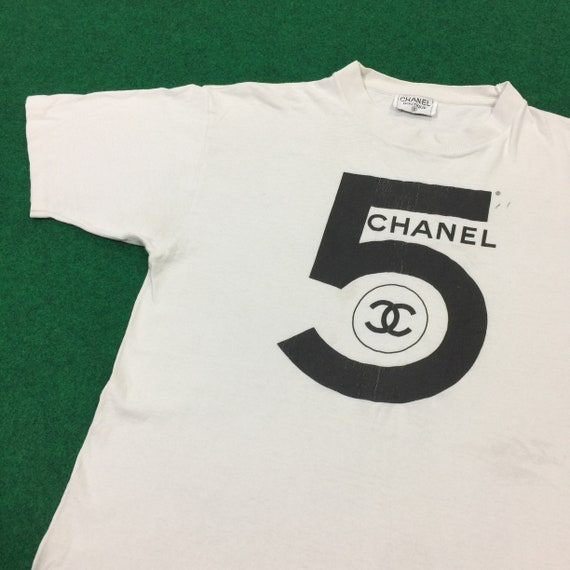 Vintage 80's Chanel T-Shirt