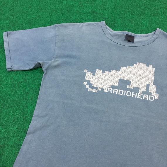 Vintage 2000's Radiohead T-Shirt