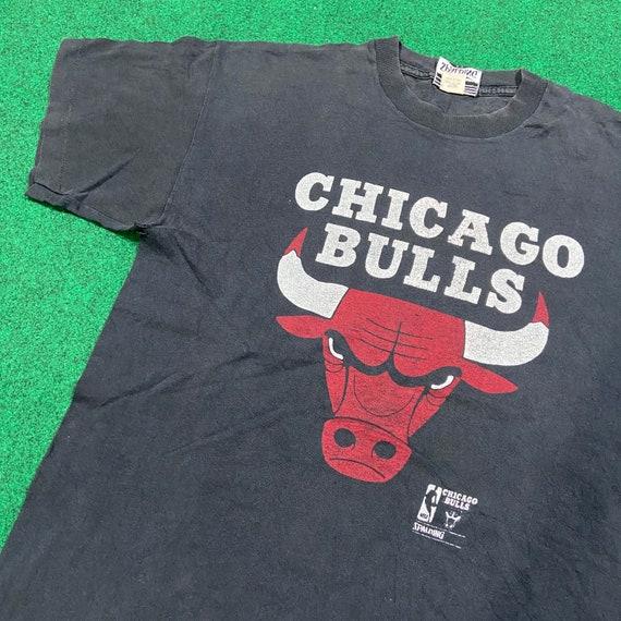 Vintage 1990's Chicago Bulls NBA T-Shirt