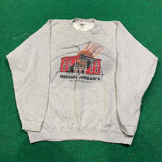 Vintage 90's Michael Jordan X Nike Sweater