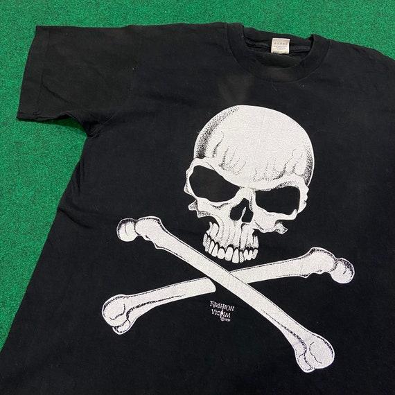 Vintage 1990's Fashion Victim T-Shirt