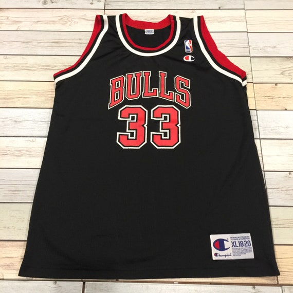 Vintage Jersey NBA Chicago Bulls Pippen/33 Size18-