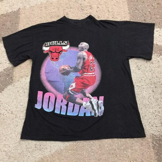 Vintage 1990's Chicago Bulls Jordan T-Shirt