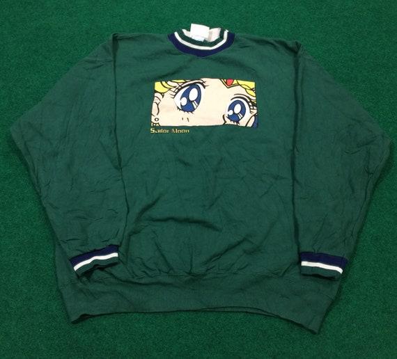 Vintage 90s Sailor Moon Sweater