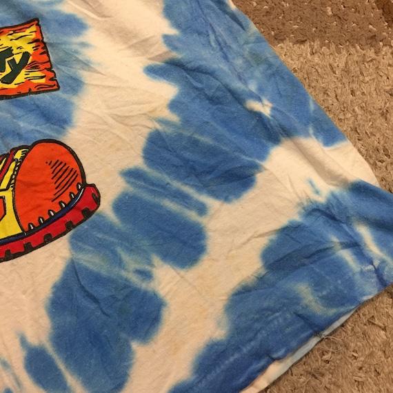 Vintage 1990's Tweety Tie Dye T-Shirt - image 10
