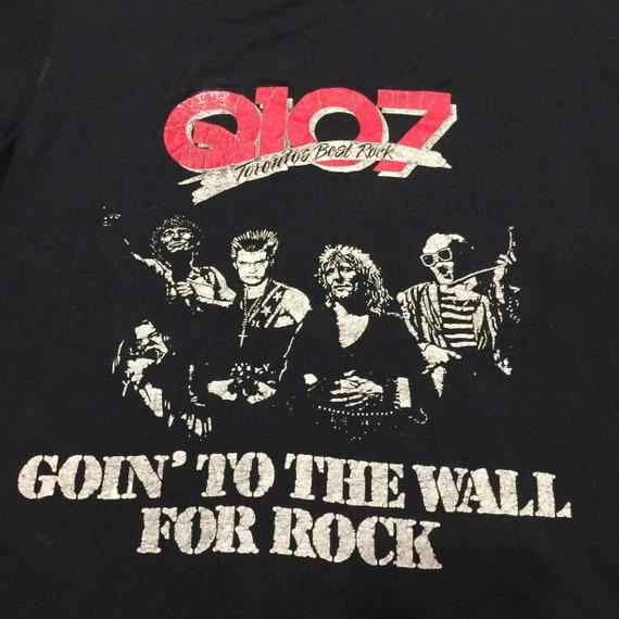 Vintage 90's Q107 Toronto T-Shirt - image 3