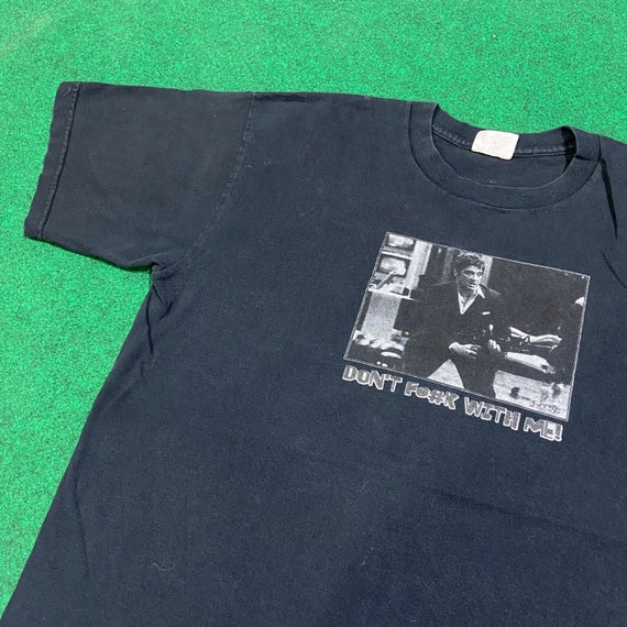 Vintage 1990's  Scarface Rootz T-Shirt