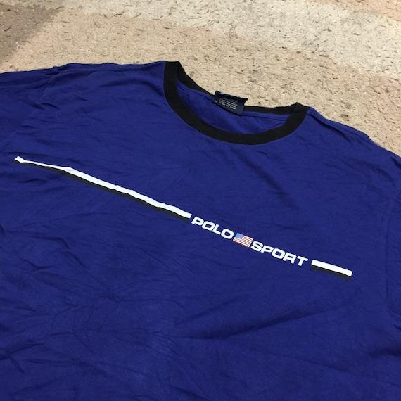 Vintage 90s Polo Sport T-Shirt