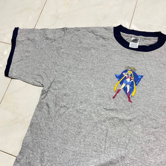 Vintage 90s Sailor Moon 1998 T-Shirt
