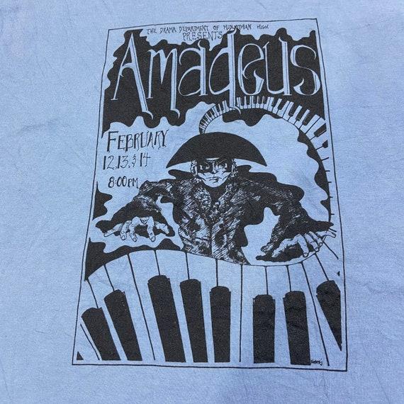 Vintage 1990's Amadeus T-Shirt - image 2