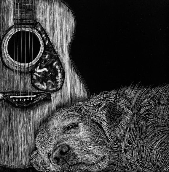 Various scratchboards - available now!
