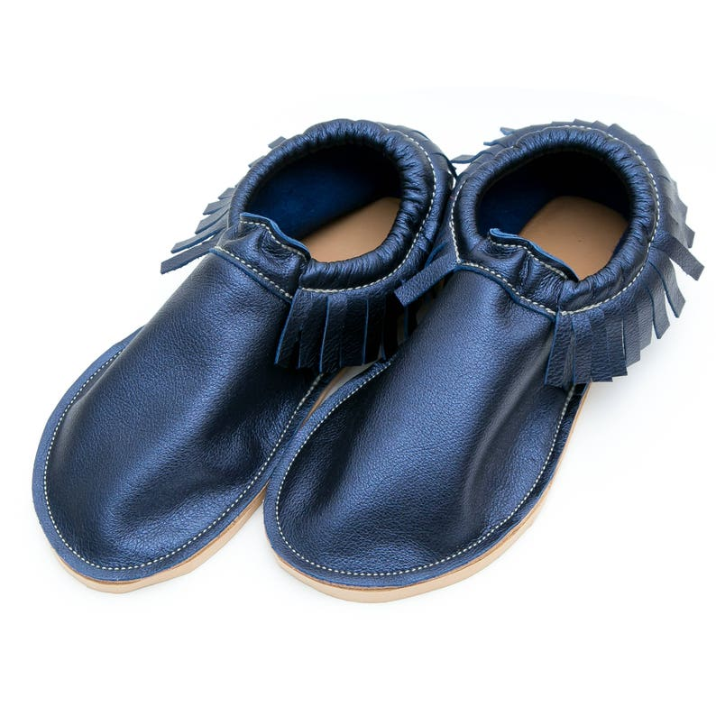 4ea7eeba490 Adult Moccasin, Women's Moccasins, Leather Moccasins, Gifts for Mom, Gifts  For Her