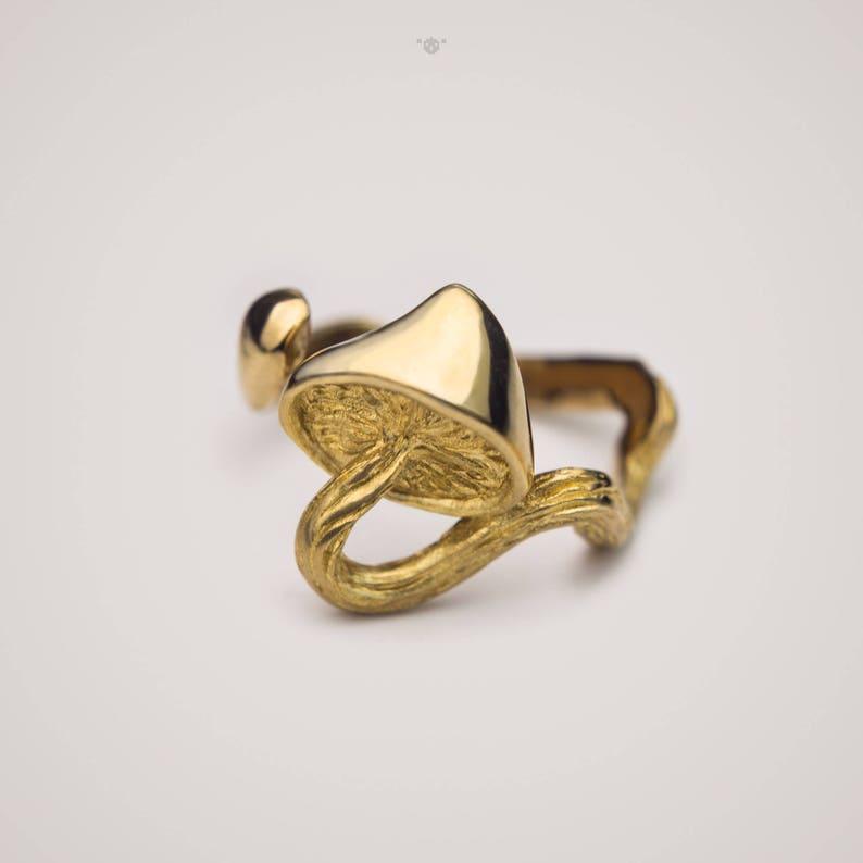 The Golden Teacher - Magic Ring