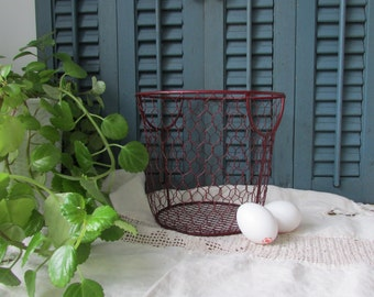 Small wire basket | Etsy