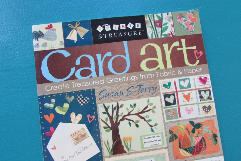Card Art Book Card Ideas Cardmaking Idea Bookscrafts Idea Etsy