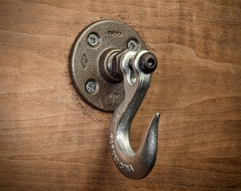 Industrial Coat Hook - FREE DOMESTIC SHIPPING