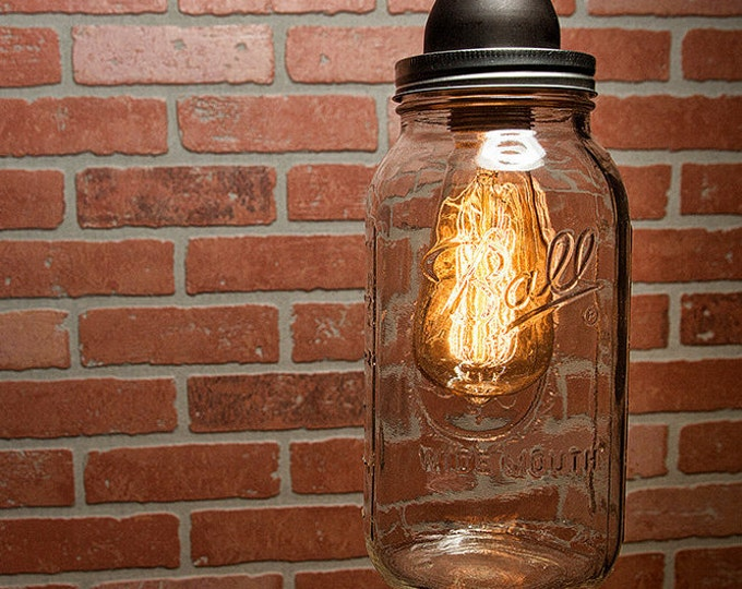 Mason Jar Light - FREE DOMESTIC SHIPPING