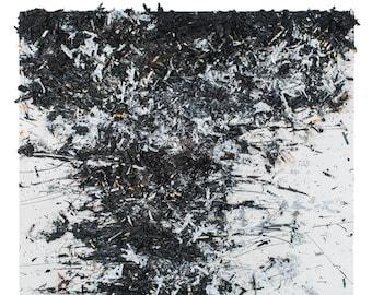 Tornado Painting - Tornado Art - Oil Painting - Tornado #18