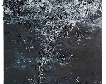 Tornado Painting - Tornado Art - Oil Painting - Tornado #16
