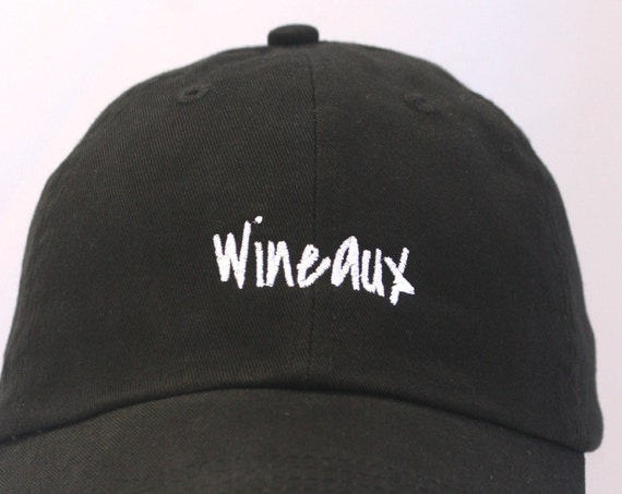 Wineaux - Polo Style Ball Cap (available in different colors)
