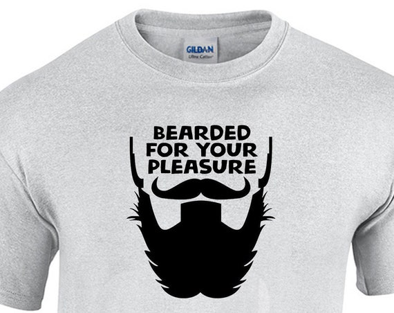 Bearded For Your Pleasure (T-Shirt)