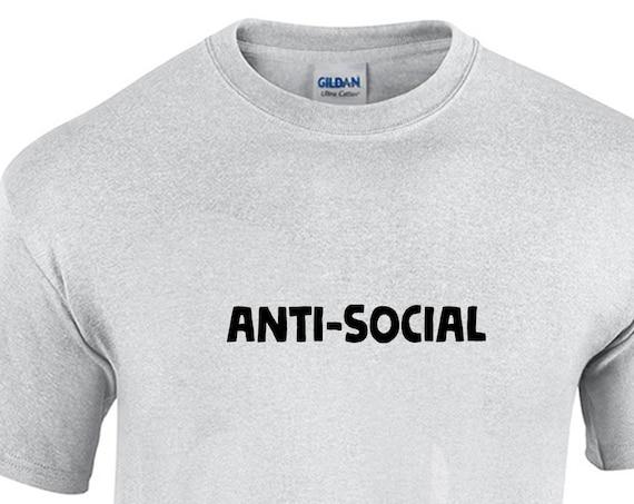 Anti-Social (T-Shirt)