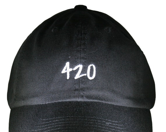 420 (Polo Style Ball Black with White Stitching)