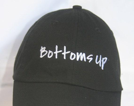 Bottoms Up (Polo Style Ball Black)