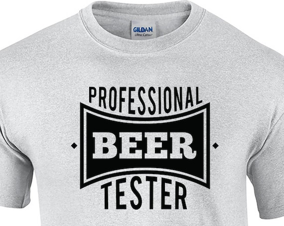 Professional Beer Tester (Mens T-Shirt)