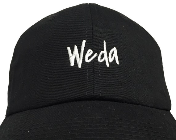 Weda - Polo Style Ball Cap (Various Colors with White Stitching)