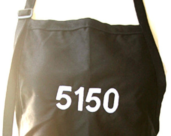 "5150 ""Crazy"" (Adult Apron)"