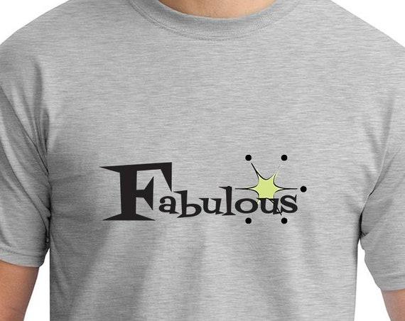 Fabulous (with Retro Star) T-Shirt