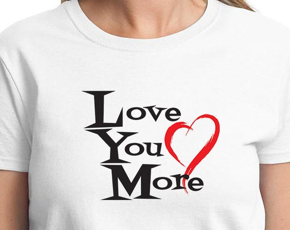 Love You More (with Heart)