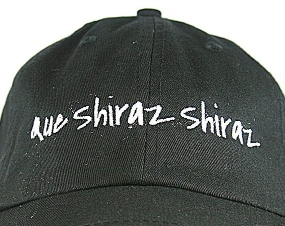 Que Shiraz Shiraz - Polo Style Ball Cap (available in different colors)